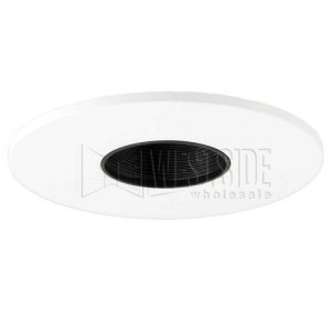 Halo 3001WHBB Recessed Lighting Trims