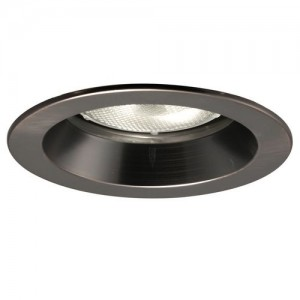 "Halo 5000TBZ 5"" Splay Recessed Trim, Tuscan Bronze"