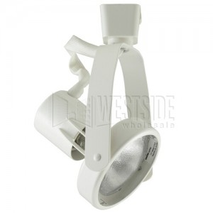 Halo LZR1320P Incandescent Track Lights