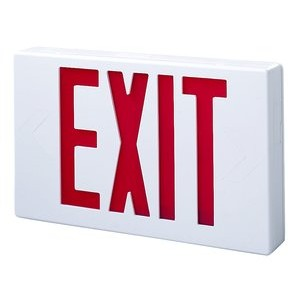 Cooper Lighting APX7R LED Exit Signs