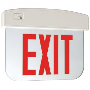 Cooper Lighting APXEL72R LED Exit Signs