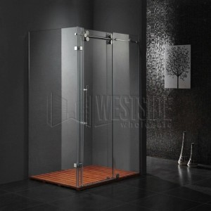 VIGO Industries VG6051CHCL48 Shower Enclosures