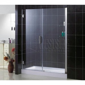 DreamLine SHDR-20587210S-01 Shower Doors