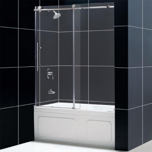 DreamLine SHDR-61606210-08 Tub Shower Doors
