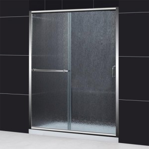 DreamLine SHDR-0960726-04-RN Tub Shower Doors