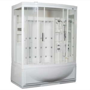 Ariel Bath ZAA210 R Steam Showers