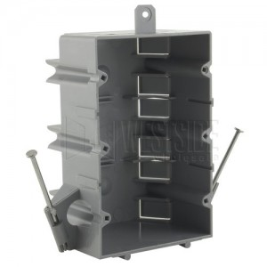 Crouse Hinds TP4600 Plastic Electrical Box