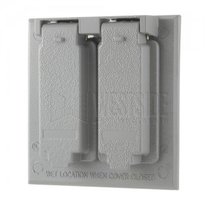 Crouse Hinds TP7220 Weatherproof Electrical Boxes