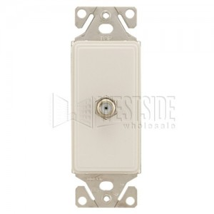 Cooper Wiring 9547DS Cable Jacks