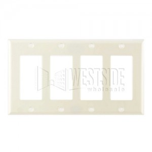 Cooper Wiring 2164A Decora Wall Plates