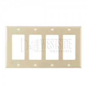 Cooper Wiring 2164V Decora Wall Plates