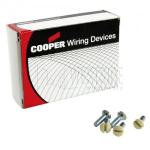Cooper Wiring 231W Specialty Wall Plates