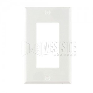Cooper Wiring 5151W Decora Wall Plates