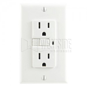 Cooper Wiring VGF15W GFCI Outlets