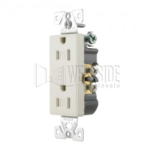 Cooper Wiring 9505TRDS Duplex Outlets