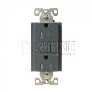 Cooper Wiring 9566TRSG GFCI Outlets