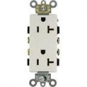 Cooper Wiring 9510TRDS Duplex Outlets