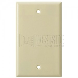 Cooper Wiring 2129V Blank Wall Plates