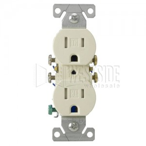 Cooper Wiring TR270A Duplex Outlets