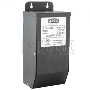 Ark Lighting AT1-300-12/24-R Electronic Transformers