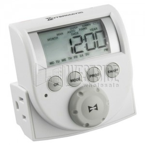 Intermatic DT620C Light Timers