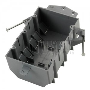 Crouse Hinds TP4635 Plastic Electrical Box