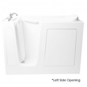 Ariel Bath EZWT-3052 Soaker L Walk-In Whirlpool Tubs