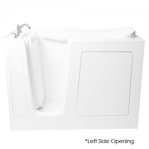 Ariel Bath EZWT-3060 Soaker L Walk-In Whirlpool Tubs