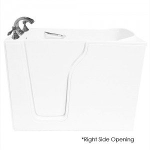 Ariel Bath EZWT-3555 Dual R Walk-In Whirlpool Tubs