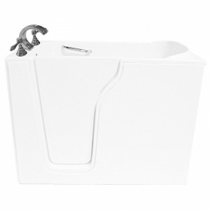 Ariel Bath EZWT-3555 Dual L Walk-In Whirlpool Tubs