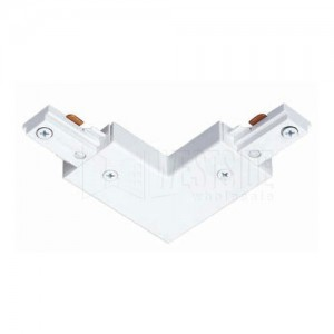 Juno Lighting R24-WH Track Lighting Connectors