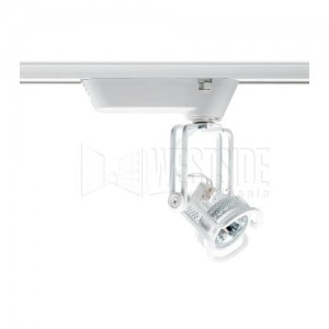 Juno Lighting T430-WH Halogen Track Lights