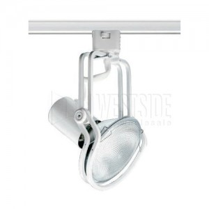 Juno Lighting T435-WH Incandescent Track Lights
