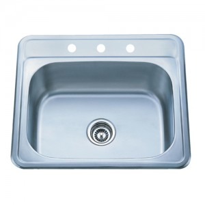 Kraus KTM25 Single Bowl Kitchen Sink