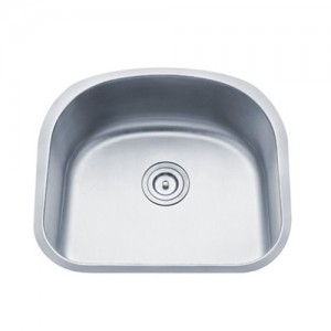 Kraus KBU10 Single Bowl Kitchen Sink