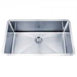 Kraus Khu100 30 30 Inch Undermount Single Bowl 16 Gauge Stainless Steel Kitchen Sink