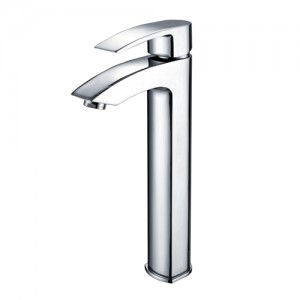 Kraus FVS-1810CH Bathroom Sink and Faucet Combos
