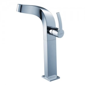 Kraus KEF-15100CH Bathroom Sink and Faucet Combos
