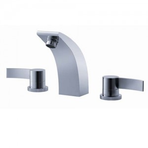 Kraus KEF-14703CH Bathroom Sink and Faucet Combos