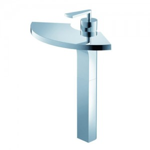 Kraus KEF-14800-PU-10CH Bathroom Sink and Faucet Combos