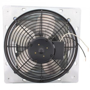 Fantech 2she36d1 2she Series Shutter Mount Exhaust Fan