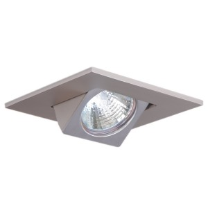 Halo 3013sn recessed lighting trim 3 adjustable gimbal square trim halo 3013sn recessed lighting trim 3 adjustable gimbal square trim satin nickel aloadofball Gallery