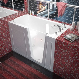 Meditub 3260RWA Walk-In Whirlpool Tubs