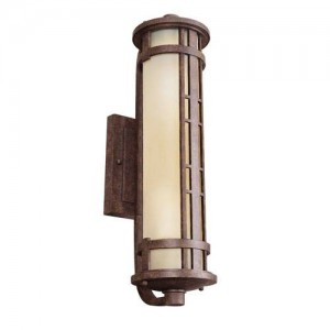 Kichler 11038AGZ Outdoor Wall Lights