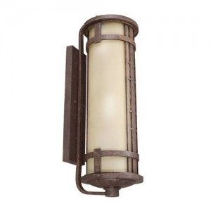 Kichler 11039AGZ Outdoor Wall Lights