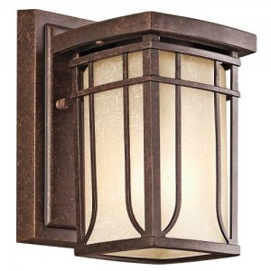 Kichler 49146AGZ Outdoor Wall Lights
