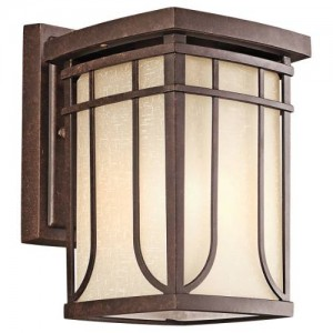 Kichler 49147AGZ Outdoor Wall Lights