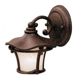 Kichler 9351AGZ Outdoor Wall Lights