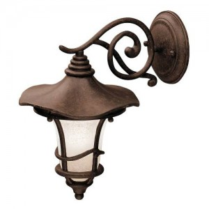 Kichler 9352AGZ Outdoor Wall Lights