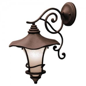 Kichler 9354AGZ Outdoor Wall Lights